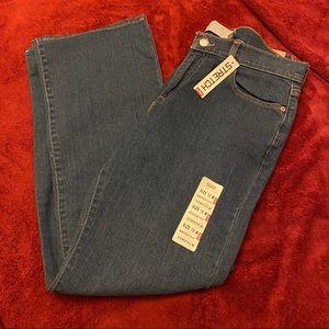 Blue stretch 515 boot cut Levi's size 10 M